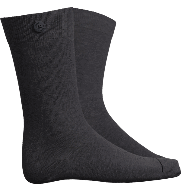 Qnoop socks conscious collective Dark Grey