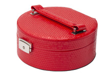 Load image into Gallery viewer, LUA snake effect jewelry box Red