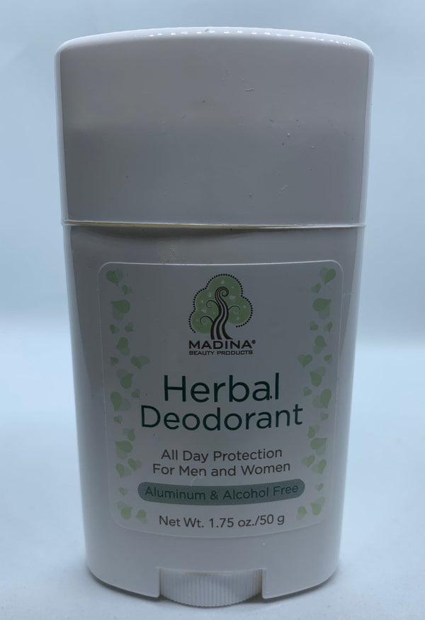 Unisex Herbal Deodorant (Aluminum & Alcohol Free)