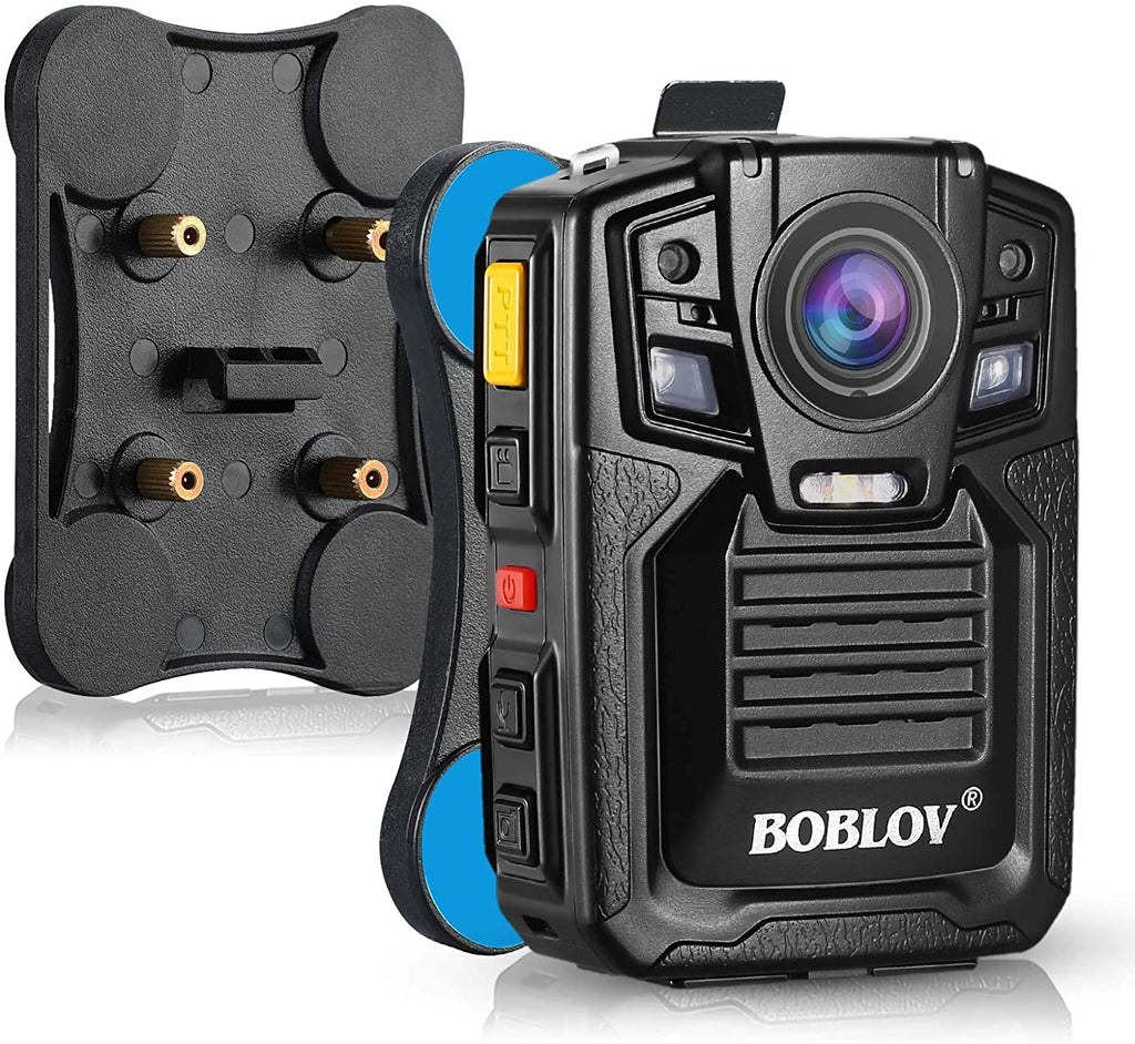 Body Worn Camera 32GB with Magnetic Mount Clip