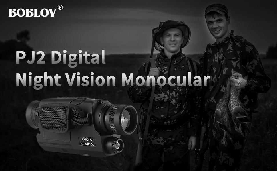 BOBLOV PJ2 Digital Night Vision Monocular.1
