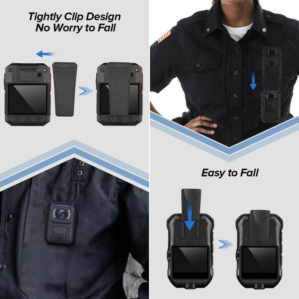 BOBLOV X3A 1080P HD Body Worn Camera.9