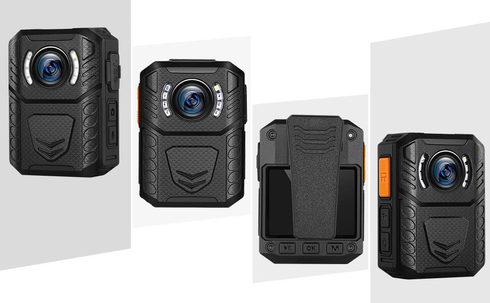 BOBLOV X3A 1080P HD Body Worn Camera.1
