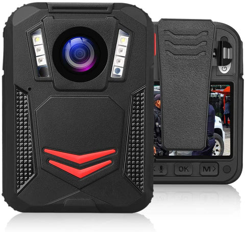 BOBLOV G2A 1440P Body Camera GPS