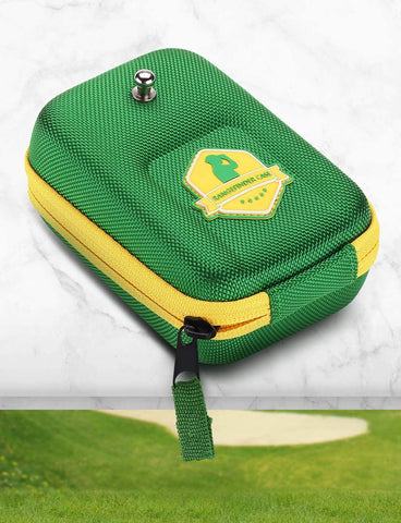 Image of BOBLOV Golf Rangefinder Case Green.6