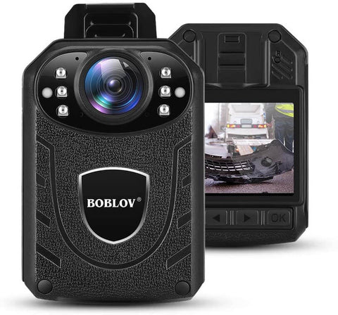 Image of BOBLOV KJ21 Body Camera.1