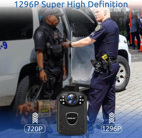 Image of BOBLOV KJ21 Body Camera.2