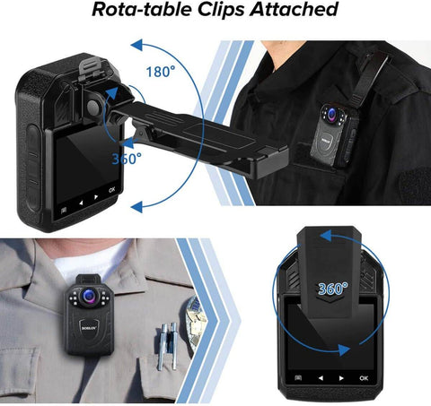 Image of BOBLOV KJ21PRO body camera.2