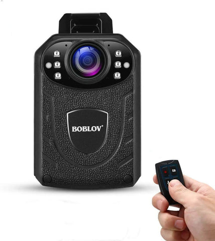 Image of BOBLOV KJ21PRO body camera.1