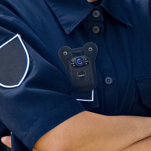 BOBLOV KJ21 body worn camera with Clip