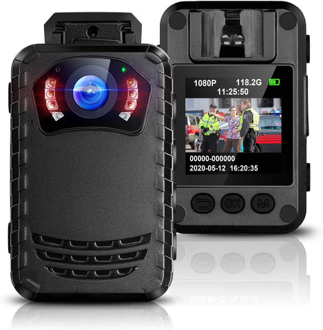 BOBLOV N9 HD1296P Body camera.1