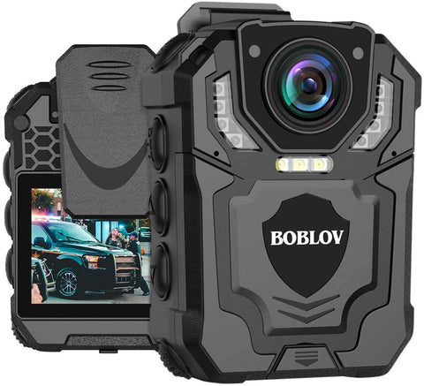 BOBLOV T5 1296P Body Camera law enforcement