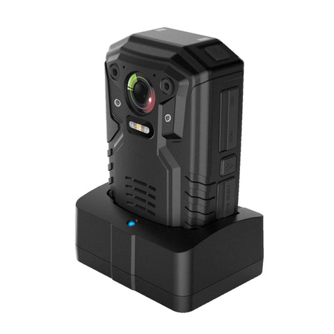 BOBLOV WG60 4G Body Camera,64GB WIFI GPS Bodycam for Police 1296P