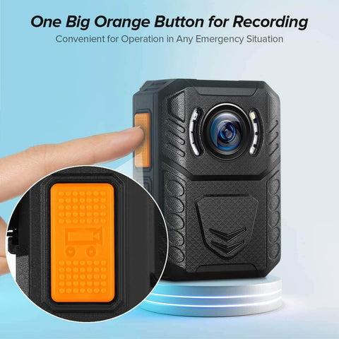 BOBLOV X3A 1080P HD Body Worn Camera.2