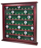 Clubhouse Collection Executive Ball Cabinet, Mahogany