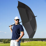 "JEF World of Golf 68"" Windbuster Umbrella"