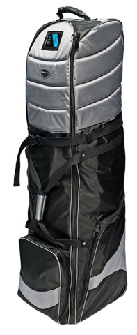 JEF World of Golf Deluxe Padded Golf Bag Travel Cover