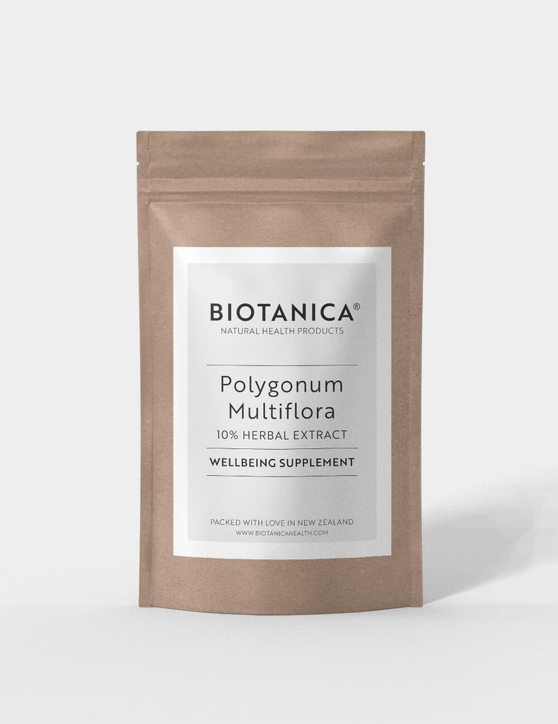 Biotanica, Polygonum Multiflorum (Heshouwu), Premium Herbal Extract