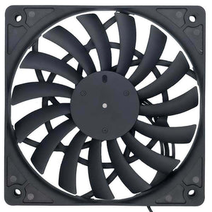 120mm x 12mm fan now available!