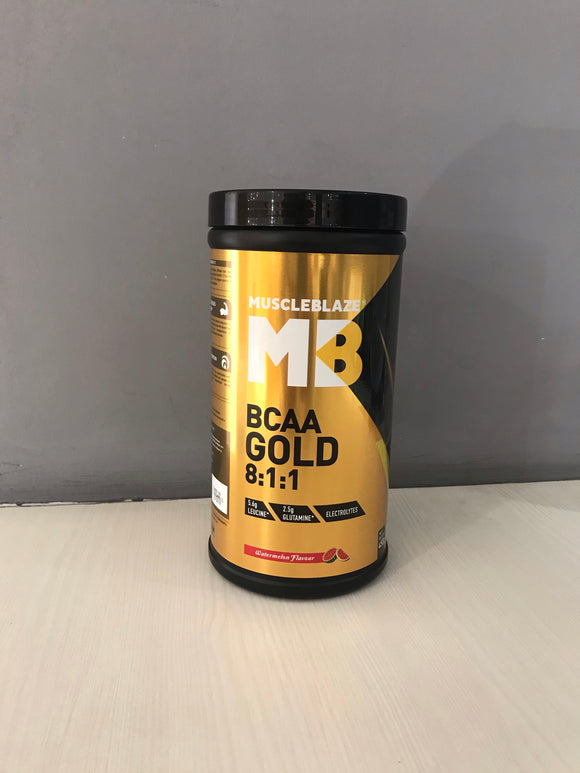 MUSCLEBLAZE BCAA GOLD