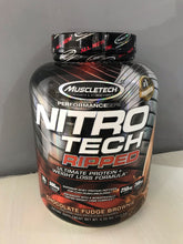 Load image into Gallery viewer, Muscletech Nitrotech Ripped