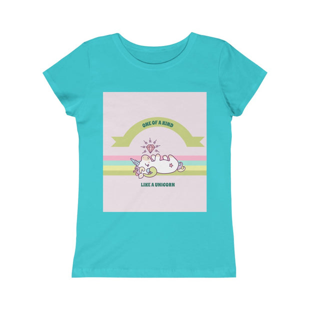 One of A Kind Like A Unicorn Princess Tee