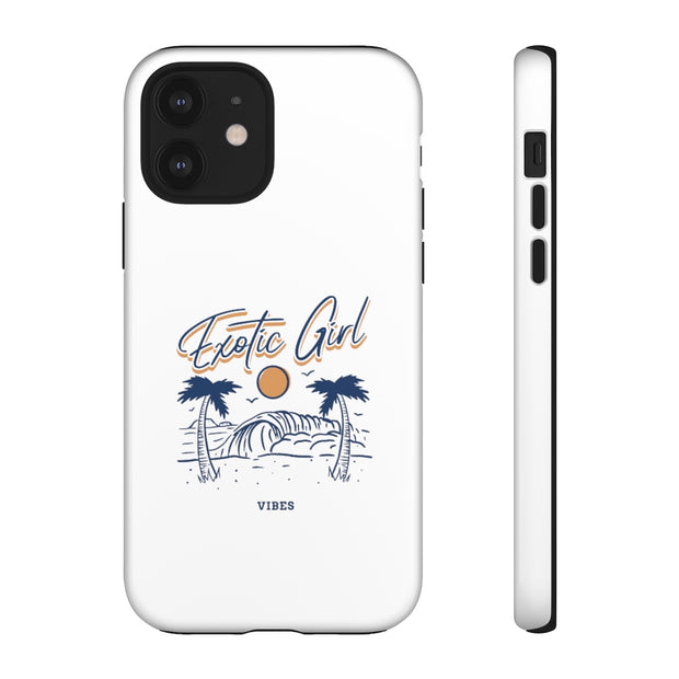 Exotic Girl Phone Cases