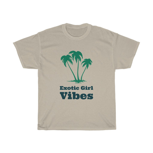 Exotic Girl Vibes Women Tee