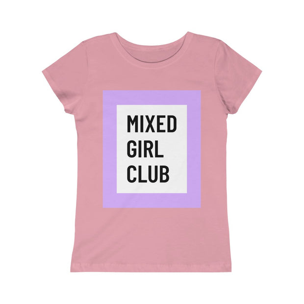 Mixed Girl Club Princess Tee