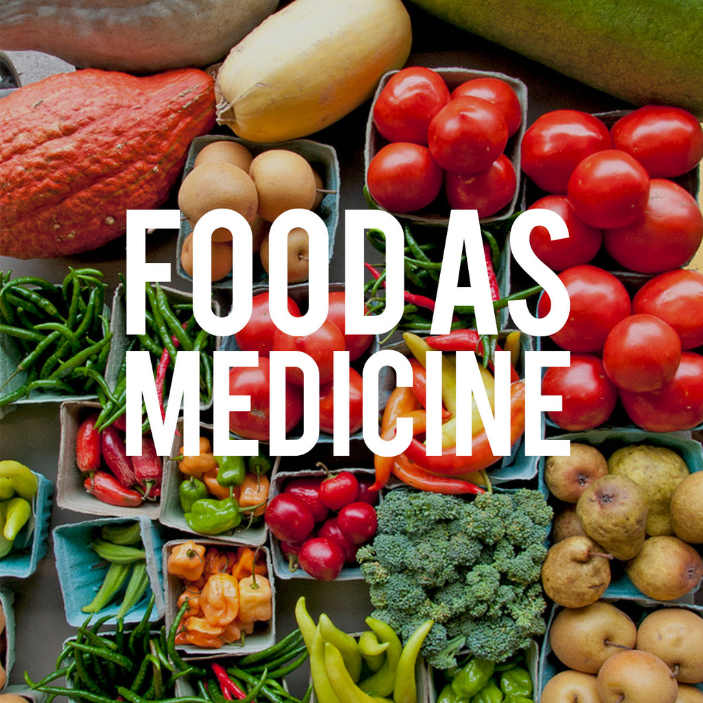 Using Food As Medicine