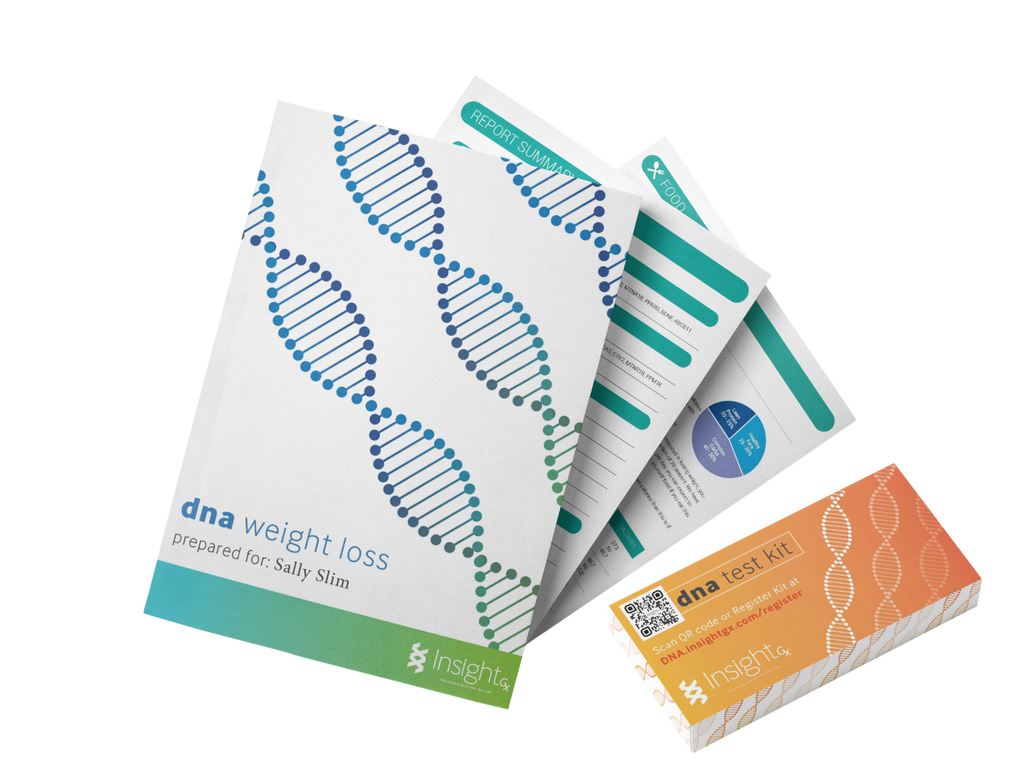 Genetic Testing for Weight Loss with DNA Kit
