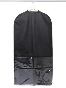 Saco Clear Garment Bag Capezio