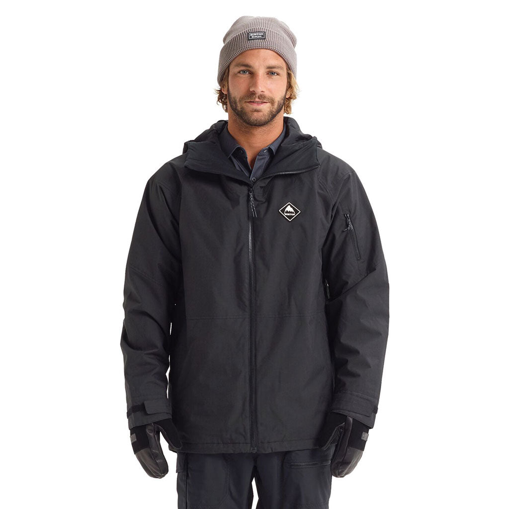 Burton 2021 Hilltop Jacket - True Black