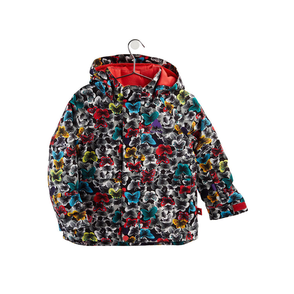 Burton 2021 Toddler Classic Jacket - Multicolour Butterfly