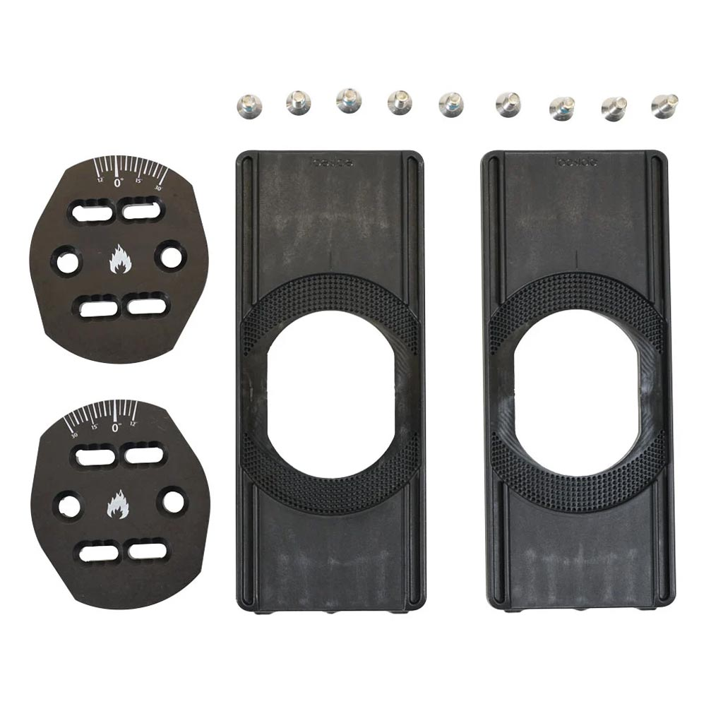 Spark Solid Board Puck Set