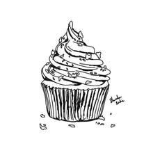 Load image into Gallery viewer, Cupcake - PRINT