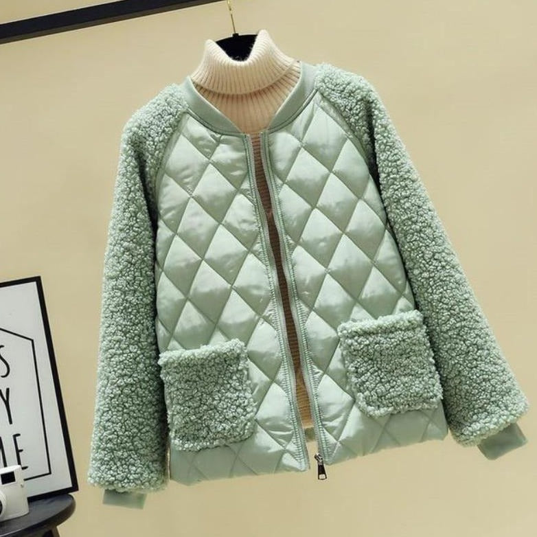 Quilted Lambs Light Summer Jacket