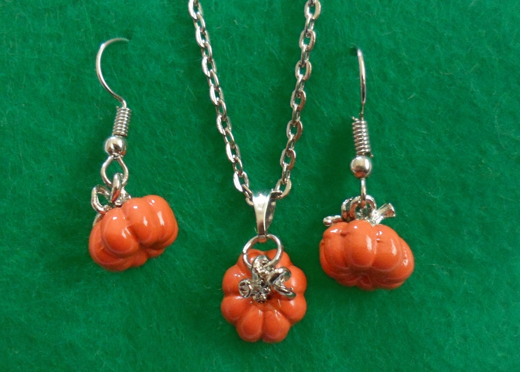3D Pumpkin Set - Tully Crafts