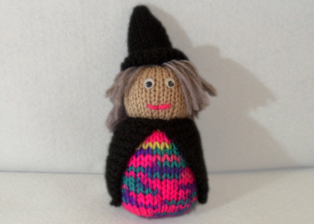 Variegated Witch Mascot - Tully Crafts