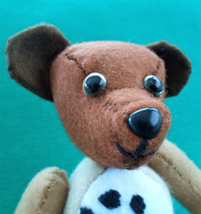 Bear Bear Mascot - Tully Crafts