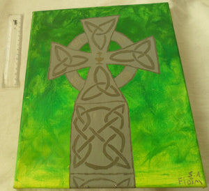 Celtic Cross by S.A.Flaim - Tully Crafts