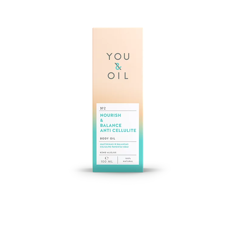 You and Oil, Body Oil Balance & Anti Cellulite