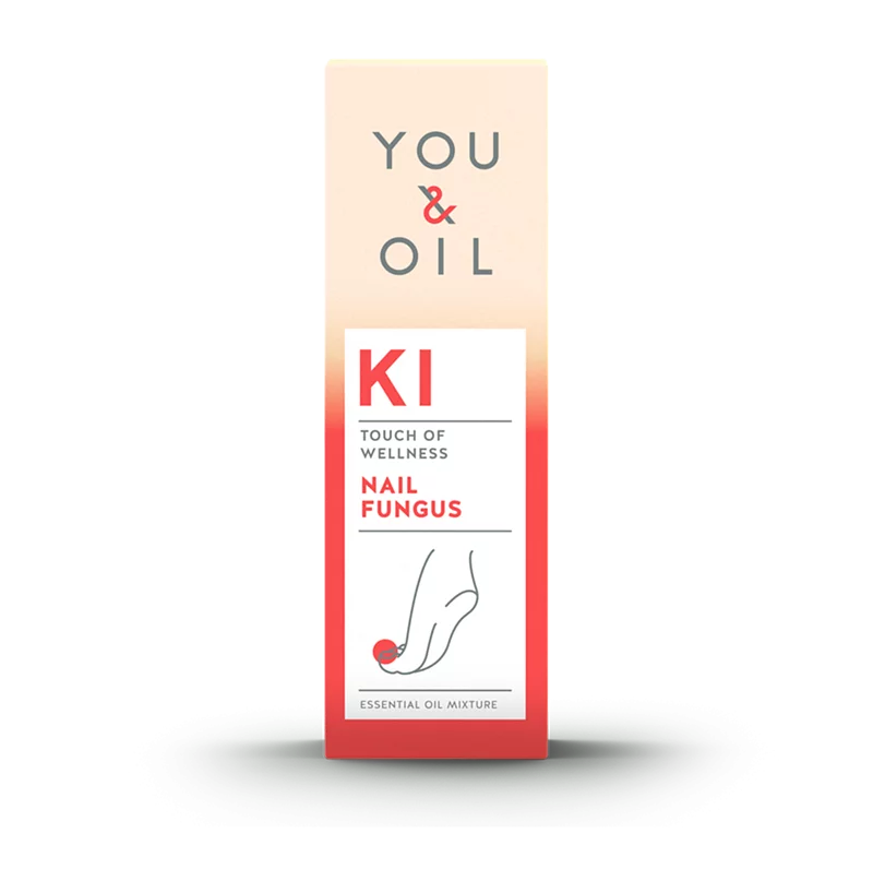 You and Oil, KI - Nail Fungus