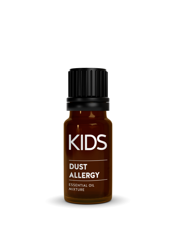 You and Oil, KIDS - Dust Allergy