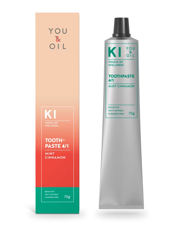 You and Oil, KI - Whitening Tooth Paste