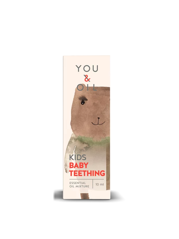 You and Oil, KIDS - Baby teething