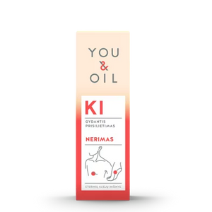 You and Oil, KI - Anxiety