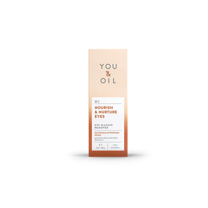 You and Oil, Natural Organic Eye Make Up Remover