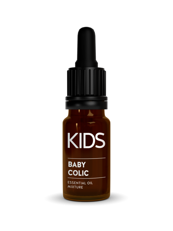 You and Oil, KIDS - Baby colic