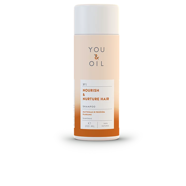 You and Oil, Shampoo Nourish & Nurture for Hair